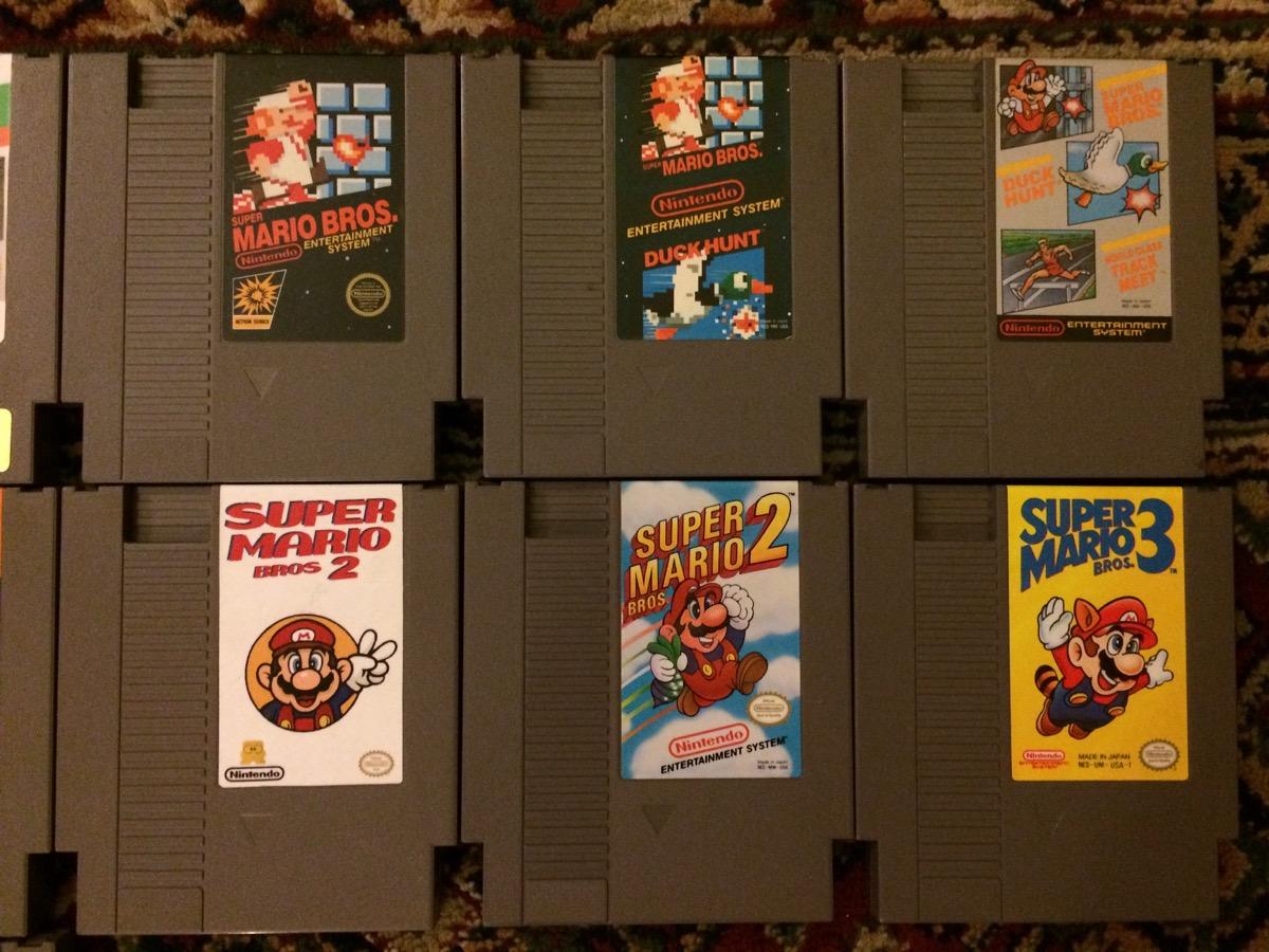 Super Massive NES Collection SOLD! | Nate Duke | Wholesome Maniac